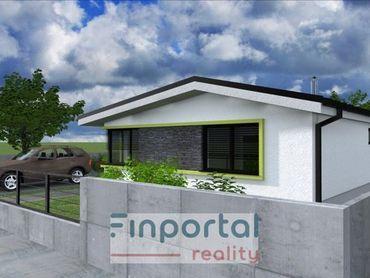 Predáme 4 izbový rodinný dom - novostavba Košúty
