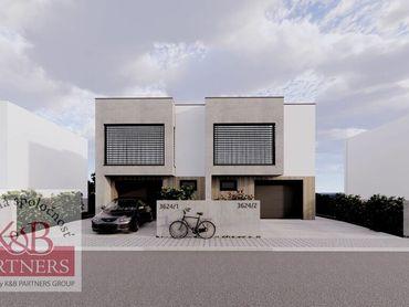 Ponúkame Vám na predaj nadštandardný rodinný dom na Slnečnom námestí v Trenčíne.