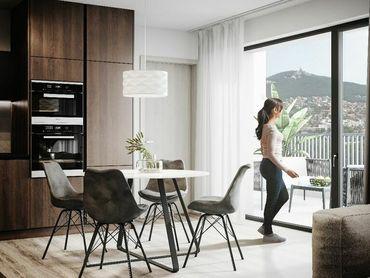 GREEN AVENUE – najkrajšie 2i byty s veľkou terasou