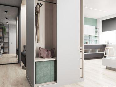 Ideálny Mestský Apartmán - 50,59 m2