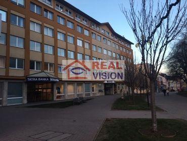 Kancelárske priestory na prenájom v centre Popradu