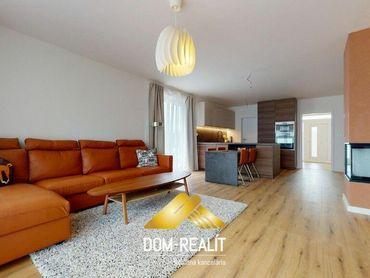 DOM-REALÍT ponúka na predaj novostavbu 4i bungalovu, v obci Tureň, okres Senec
