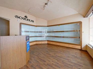 PRENÁJOM: Obchodný, kancelársky priestor 30 m2 v centre mesta Ružomberok