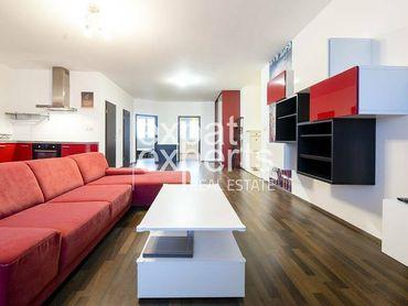 Priestranný 3i byt, 82m2, zariadený, s balkónom
