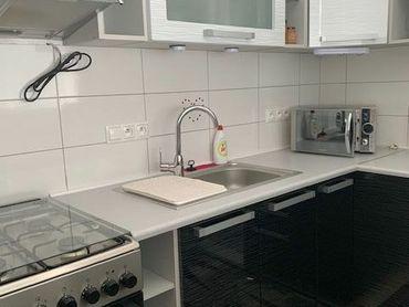 Predaj moderný 1 izbový byt zariadený, v centre Stupavy, ulica Hlavná
