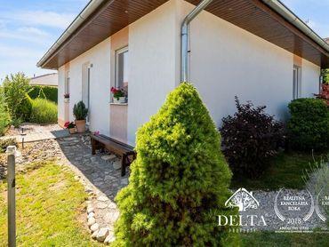 DELTA | 4 izbový rodinný dom, Hrubý Šúr