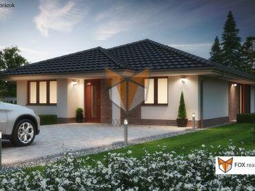 FOX - 4 izbový rodinný dom * Novostavba * Terasa * Väčšie pozemky