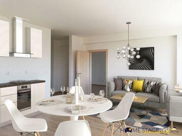 Dvojizbový nový byt za skvelú cenu