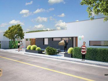 NA PREDAJ novostavba rodinného domu ''NEW TOWN'' dom č. 1 - IBV Pod Kamennou