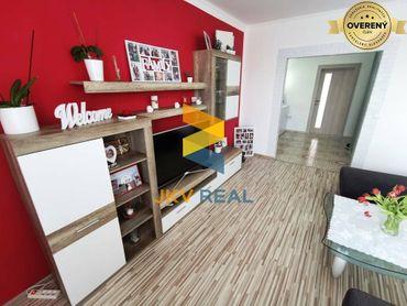 EXKLUZÍVNE | JKV REAL | Krásny 3-izbový byt na Zapotôčkoch v Prievidzi