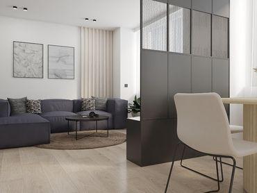 Moderný štúdiový byt - 62,18 m2