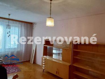 EXKLUZÍVNE 3 izbový byt v Dubnici nad Váhom