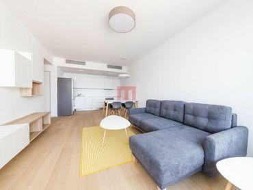 Na prenájom veľký úplne nový 2 izbový byt v projekte SKY PARK s parkovacím miestom