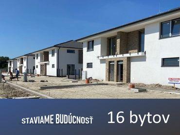 Byt Comfort -  3 izbové byty v Dunajskej Strede