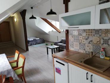 Zariadený apartmán, ubytovanie pre študentov