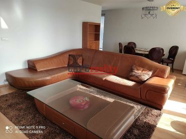 PRENÁJOM - Nadštandardný 4-izbový byt  -Ružinov -IKEA