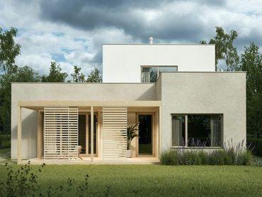 Moderná vila - Rajecké Teplice