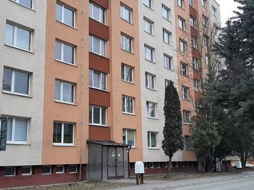 V Prešove, ul. Bajkalská 2. izbový byt na predaj.