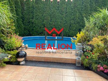 PREDAJ: pekný 5i RD s bazénom, Veterná, Rovinka