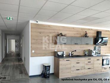Prenájom - kancelárie s vlastným sociálnym zariadením, ul. Strojnícka, Prešov