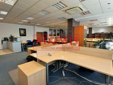 ADOMIS - Prenájom kancelarií v administratívnej budove, 202m2 Košice – Staré Mesto