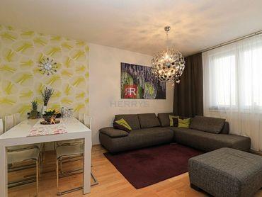 HERRYS - Na prenájom priestranný 3 izbový byt v novostavbe Jégeho alej