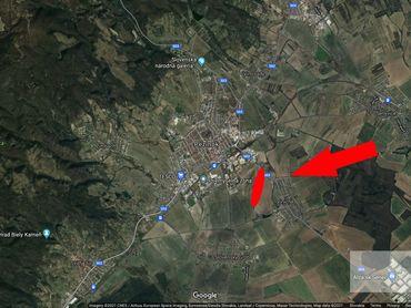 Veľkometrážny stavebný pozemok na predaj - Pezinok
