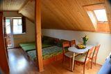 Rekreačná chata s ôsmimi apartmánmi na predaj