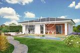 Výborná lokalita! Novostavba! 4 izbový bungalov O135, 630m2, garáž, Južná brána, Senec