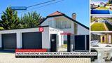 Prenájom - Trojpodlažný 8 izbový rodinný dom s bazénom, 3 x garáž, Šaľa + 3D