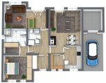 AFYREAL Predaj **VIDEO** 3izb bungalov, trieda A, priestranné izby, NOVOSTAVBA Šenkvice