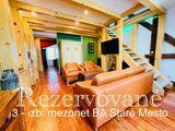 - REZERVOVANÉ - EXKLUZÍVNE 3 - izbový štýlový mezonet v historickom centre Bratislavy