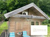 Rekreačná chata v nádhernom prostredí Bielych Karpát pri lese vo Vrbovciach, postavená na stavebnom