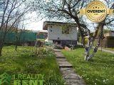 Záhradná chatka s pekným pozemkom v Mojšovej Lúčke.