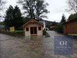 Drevený,záhradný domček v Oravskom Podzámku