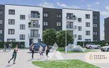 Na predaj nové byty Pánske Záhrady v Sekuliach - 2 izbový byt s predzáhradkou