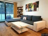 Exkluzívny 2 izbový zariadený byt balkónom, 2x park. miesto v cene