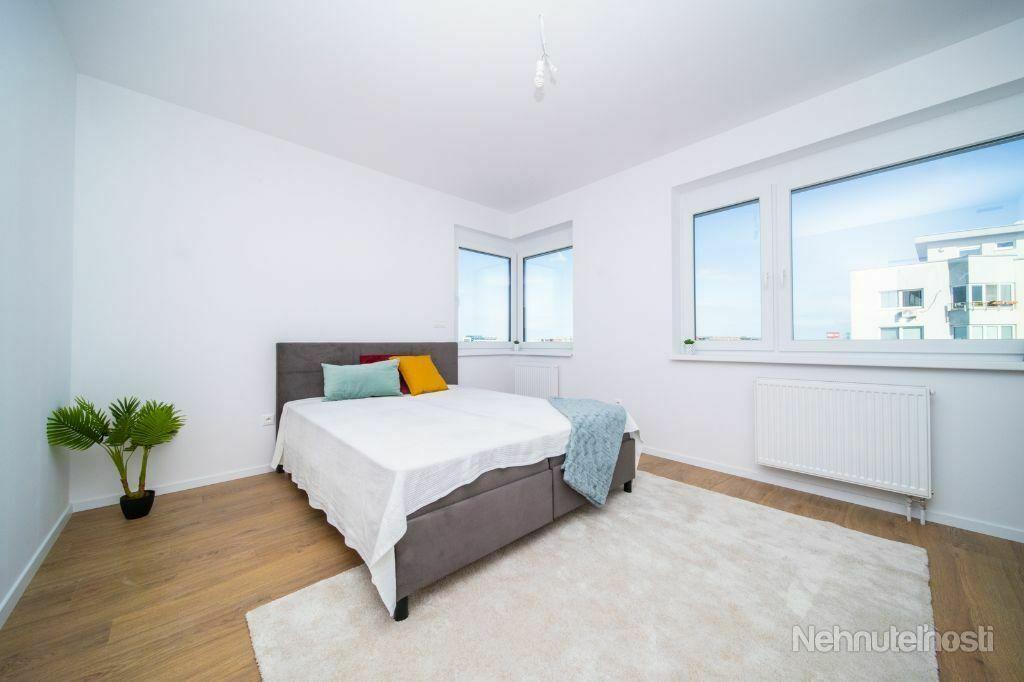 Nový 3 izbový byt v novostavbe, Ružinov - Ostredky