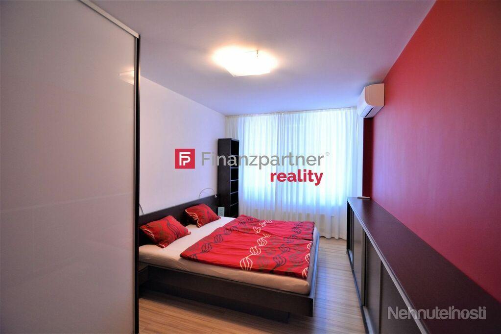 JÉGEHO ALEJ - prenájom 3.izb, lux. bytu s veľkou loggiou.