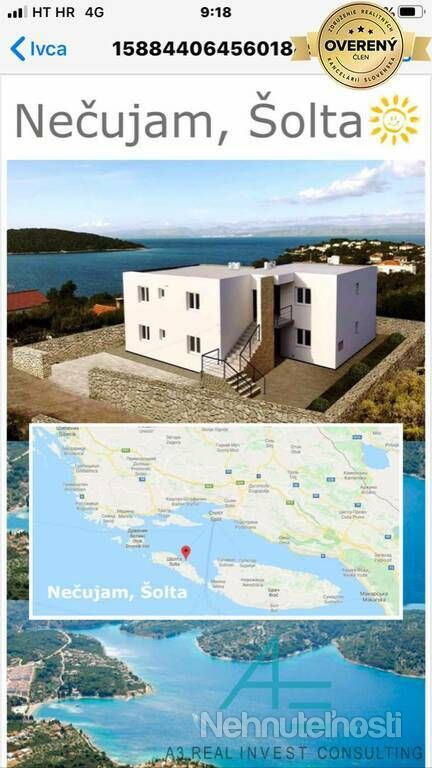 Rekreačný apartmán, Supetarska, predaj, Supetarska, Split