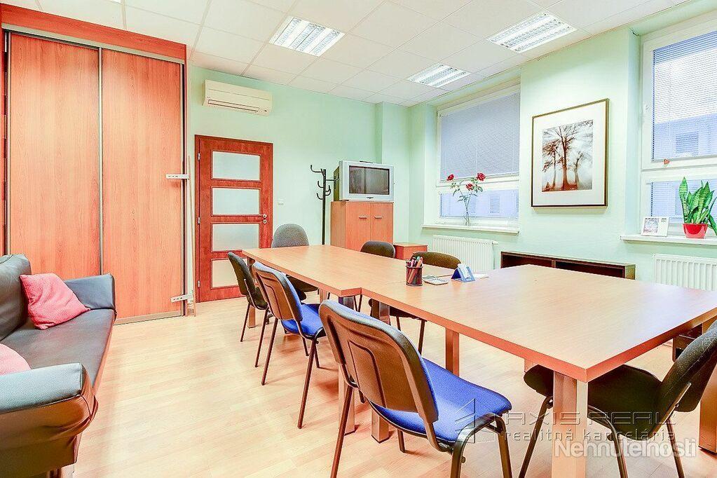 AXIS REAL:: Kancelárie 67 m2 BA II. Ružinov, Tomášikova ulica