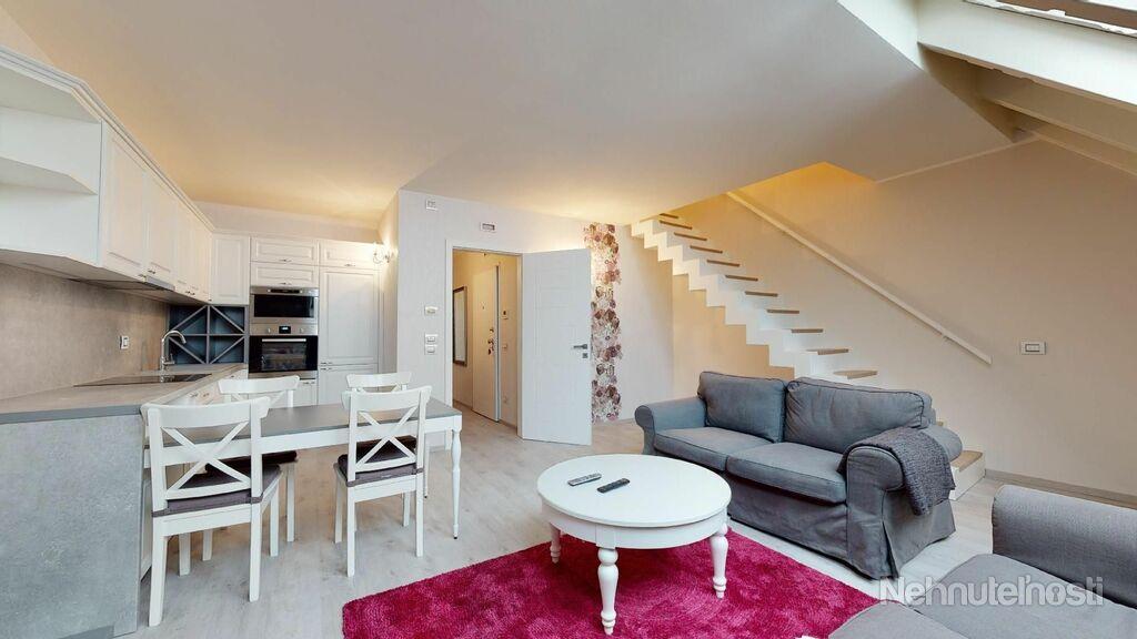 ***Luxusný mezonetový trojizbový byt v historickom centre Trnavy***
