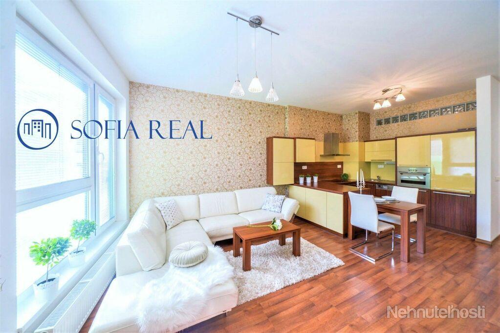 Vzdušný 2-izbový byt, LOGGIA, parking, pri Dulovom nám., Ružinov - Nivy