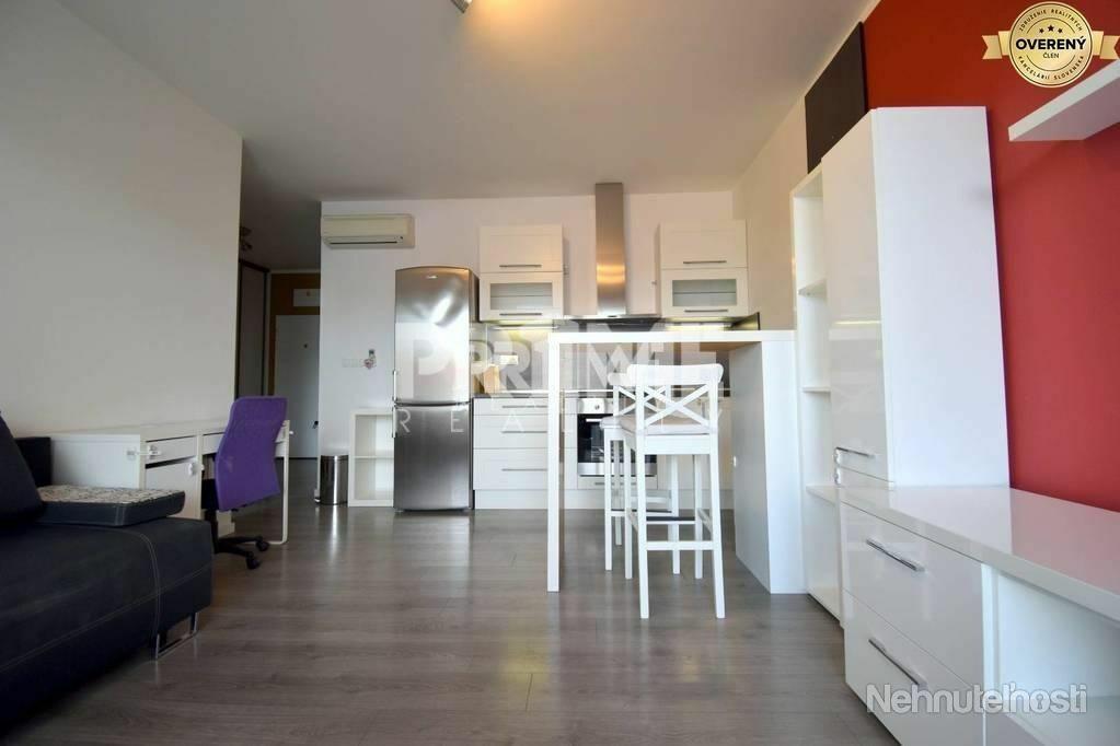 Moderný 2i byt, klíma, loggia, garáž, novostavba, začiatok Petržalky