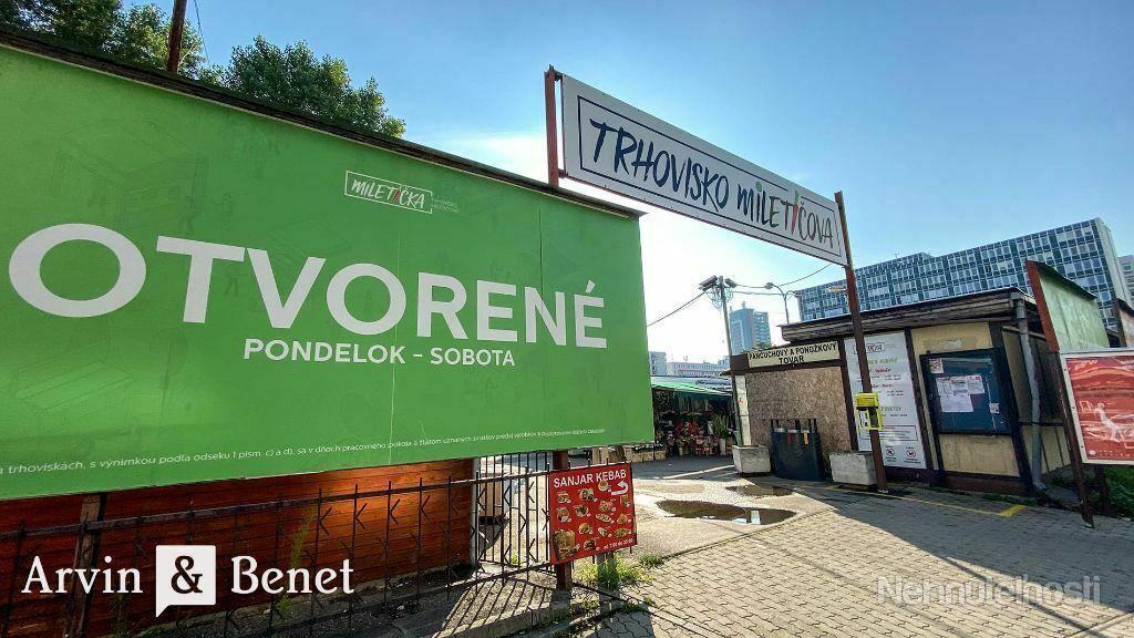 Arvin & Benet   2i mezonet s výbornou atmosférou v dobrej lokalite