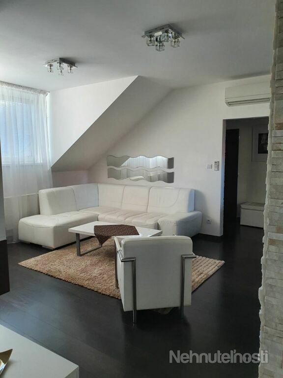 NA PRENÁJOM: Novostavba - 3 izbový byt v centre mesta s parkovacím miestom na prenájom