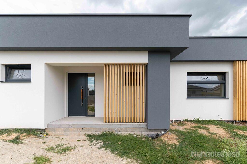 NEO - priestranný rodinný dom v žiadanej lokalite - SKOLAUDOVANÉ
