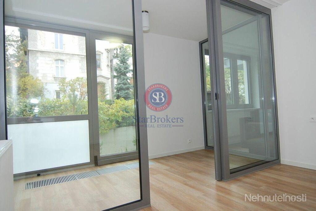 StarBrokers - prenájom 4-izbového bytu na Timravine