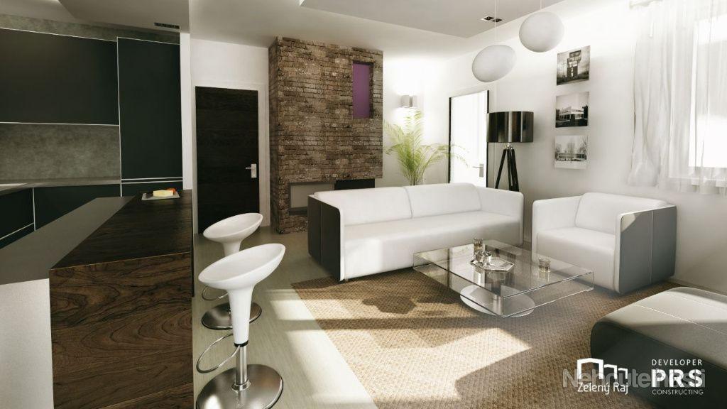 Zelený Raj - konfort rodinného domu v meste - Bratislava 2