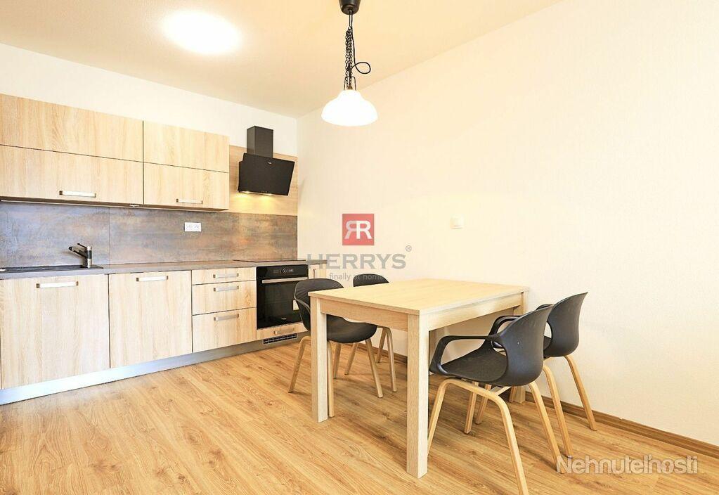 HERRYS - Na prenájom kompletne zariadený 2 izbový byt s garážovým státím a pivnicou v novostavbe Nob
